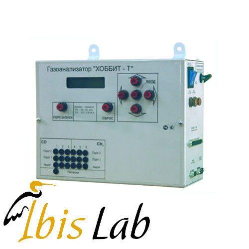 Хоббит-Т-СН4 (одноканальный, стационарный) с цифровой индикацией